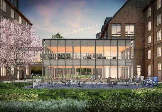 Duke University, Hollows Residence Halls | Vanderweil Engineers